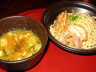 みそつけ麺