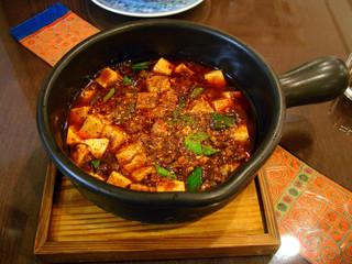 茶馬燕の陳麻婆豆腐