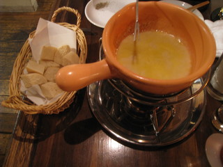 チーズフォンデュセット