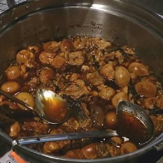 秋鮭あら炊き