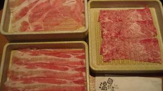 牛・豚 食べ放題コース