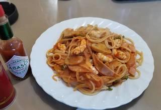 ナポリタンスパゲティー