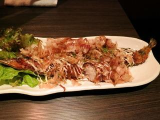 秋刀魚コロッケ