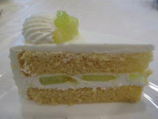 スーパーメロンショートケーキ