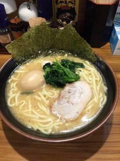 味玉ラーメン(醤油大)