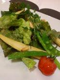 野菜サラダ ベジタリアン風