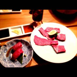 近江牛の焼肉
