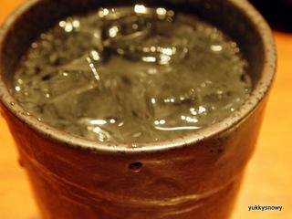 北海道焼酎 大自然 ソーダ割り