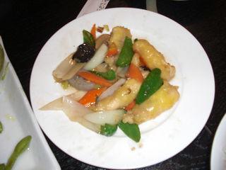 白身魚の上海老酒うま煮