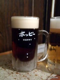 生ホッピー(黒)