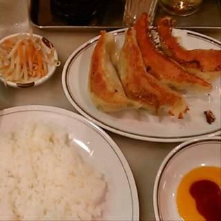 餃子ライス