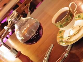 サイフォンコーヒー ストレート