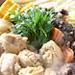 秋の味覚を堪能できる鍋