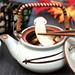 京の秋の味覚を堪能
