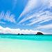 「沖縄のリゾートエリア」